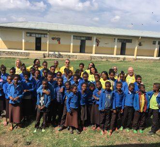 Ethiopian children wings of healing