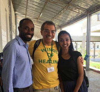 wings of healing ethiopia